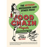 Food Chain Magnate Edizione Inglese: The Ketchup Mechanism and Other Ideas