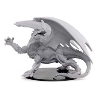 Pathfinder: Deep Cuts Miniatures - Gargantuan Green Dragon