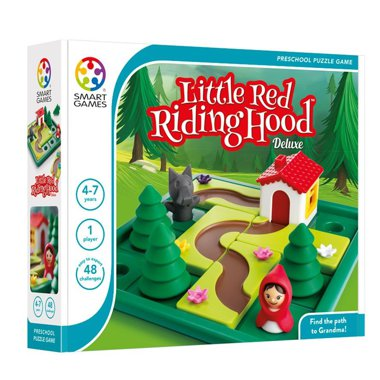 Copertina di Little Red Riding Hood - Deluxe