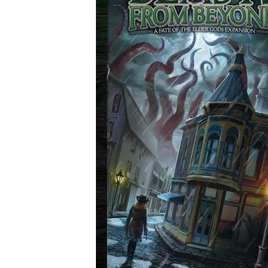 Copertina di Fate of the Elder Gods: Beasts from Beyond