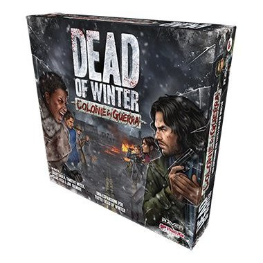 Copertina di Dead of Winter: Colonie in Guerra