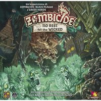 Zombicide - Black Plague: No Rest for the Wicked