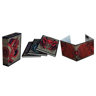 Copertina di Dungeons & Dragons: Core Rulebooks Alt Cover Gift Set