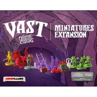 Vast - Le Caverne di Cristallo: Miniatures Expansion