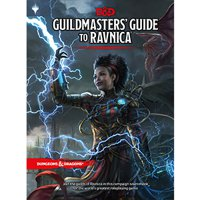 Dungeons & Dragons Edizione Inglese: Guildmaster's Guide to Ravnica