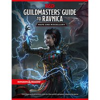Dungeons & Dragons Edizione Inglese: Guildmaster's Guide to Ravnica - Maps and Miscellany