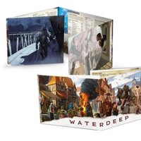 Dungeons & Dragons: Schermo del Dungeon Master - Waterdeep