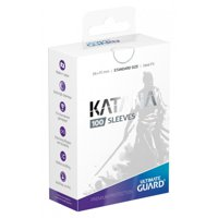 Bustine Standard Ultimate Guard Katana 100 (BIANCO)