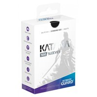 Bustine Standard Ultimate Guard Katana 100 (NERO)