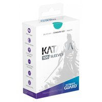 Bustine Standard Ultimate Guard Katana 100 (TURCHESE)