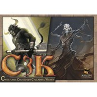 Cyclades: Kemet Creatures Crossover