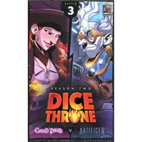 Dice Throne - Season 2 (Cursed Pirate v Artificer)