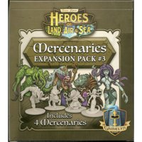 Heroes of Land, Air & Sea: Mercenaries 3