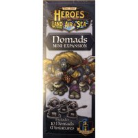 Heroes of Land, Air & Sea: Nomads