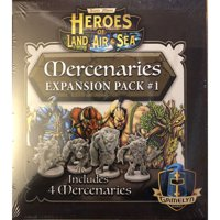 Heroes of Land, Air & Sea: Mercenaries 1