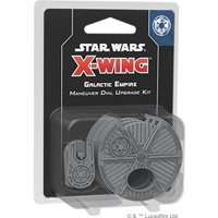 Star Wars X-Wing 2E: Maneuver Dial Upgrade Kit - Impero Galattico
