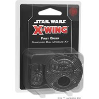 Star Wars X-Wing 2e: Maneuver Dial Upgrade Kit - Primo Ordine