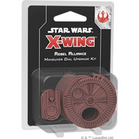 Star Wars X-Wing 2e: Maneuver Dial Upgrade Kit - Alleanza Ribelle