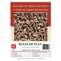 Time of Crisis Edizione Inglese: The Age of Iron and Rust