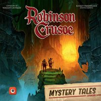 Robinson Crusoe - Adventures on the Cursed Island: Mistery Tales