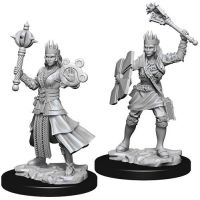 D&D: Nolzur's Marvelous Miniatures - Human Female Cleric