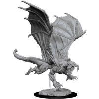 D&D: Nolzur's Marvelous Miniatures - Young Black Dragon