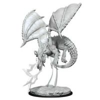 D&D: Nolzur's Marvelous Miniatures - Young Blue Dragon