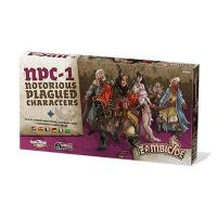 Zombicide - Black Plague: NPC-1
