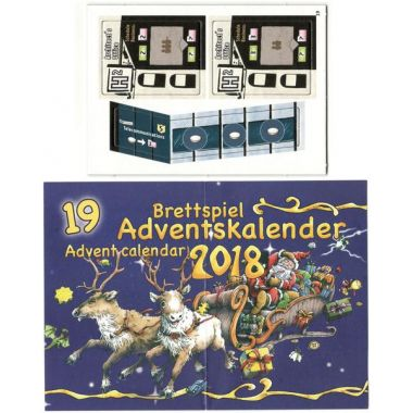 Copertina di Ground Floor: Promo Calendario Avvento 2018 - 19