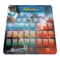 Splendor: Player Mat