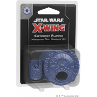 Star Wars X-Wing 2e: Maneuver Dial Upgrade Kit - Alleanza Separatista