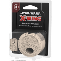 Star Wars X-Wing 2E: Maneuver Dial Upgrade Kit - Repubblica Galattica