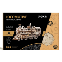 Mechanical Gears - Locomotive