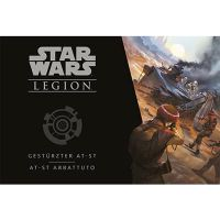 Star Wars Legion: AT-ST Abbattuto