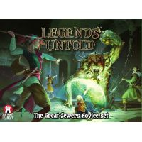 Legends Untold: The Great Sewers
