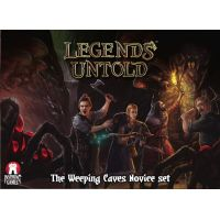 Legends Untold: The Weeping Caves