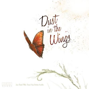 Copertina di Dust in the Wings