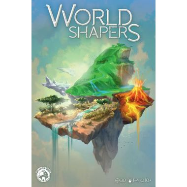 Copertina di World Shapers