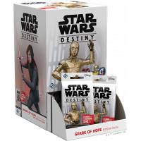 Star Wars Destiny: Booster Box - Scintilla di Speranza