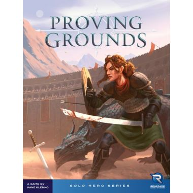 Copertina di Proving Grounds
