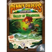 Penny Papers Adventures - La Valle di Wiraqocha