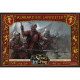 Immagine 1 di A Song of Ice and Fire: Alabardieri Lannister