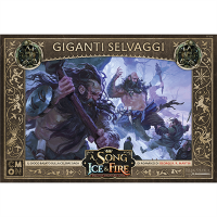 A Song of Ice and Fire: Giganti Selvaggi