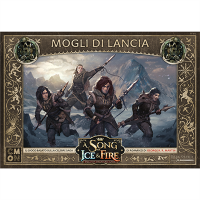 A Song of Ice and Fire: Mogli di Lancia