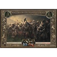 A Song of Ice and Fire: Razziatori del Popolo Libero