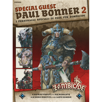 Zombicide - Black Plague: Special Guest Box - Paul Bonner 2