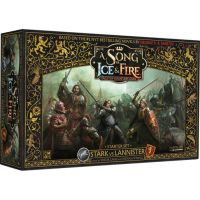 A Song of Ice and Fire: Starter Set - Stark vs Lannister Danneggiato (L1)