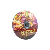 KeyForge: Chain Tracker Gamegenic - Brobnar