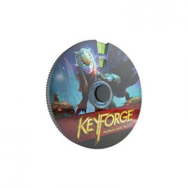 Copertina di KeyForge: Chain Tracker Gamegenic - Ombre