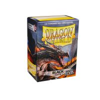 Bustine Standard Dragon Shield Matte Non-Glare 100 (NERO)